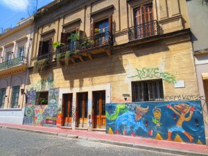 My lovely, decorated home in San Telmo