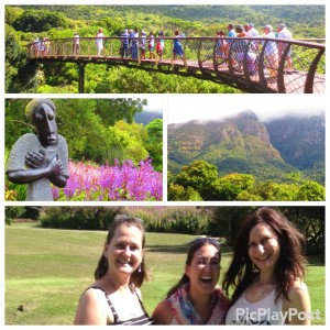 Great day with great friends at Kirstenbosch