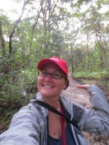 Intrepid forest explorer in Noosa National Park